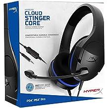 (Renewed) HyperX HX-HSCSC-BK Cloud Stinger Core Gaming Headset (Black)