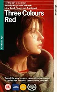 Three Colours: Red [VHS] [1994]