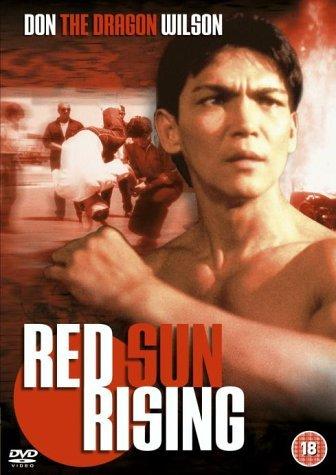 Bild von Red Sun Rising [DVD] by Don 'The Dragon' Wilson