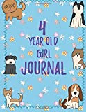 4 Year Old Girls Journal: Blank and Wide - Best Reviews Guide