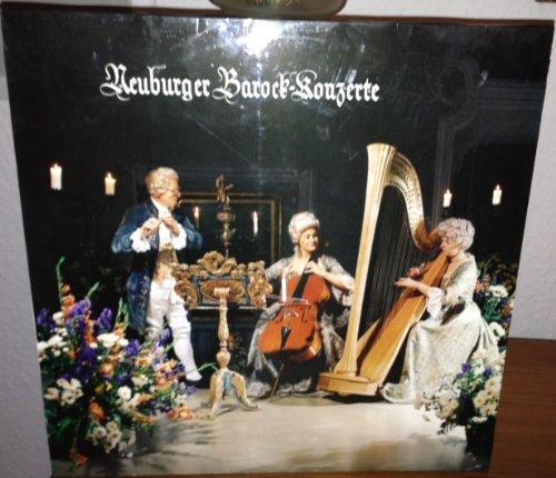 Ausschnitte aus den Neuburger Barockkonzerte 1977-1980 - Doppel LP, Vinyl