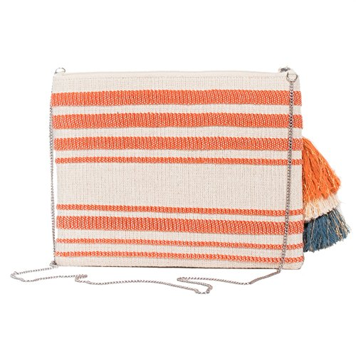 Parfois - Clutch - Borsa Tulum - Donne Arancione