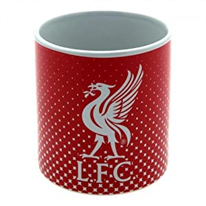 Liverpool F.C. Jumbo Mug FD- jumbo ceramic mug- approx 11cm tall; 10cm in diameter- 1 pint- in a display card- Official Football Merchandise from Mugs