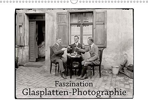 Faszination Glasplatten-Photographie (Wandkalender 2020 DIN A3 quer): Ein Blick - wie durch ein Fenster - in die Zeit vor 100 Jahren. (Monatskalender, 14 Seiten ) (CALVENDO Kunst)