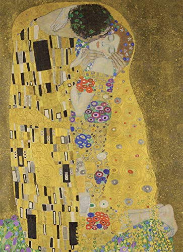 The Kiss Notebook por Gustav Klimt