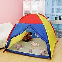 WolfWise Tienda de Campaña Túnel de Tienda de Casa Tienda de Campaña Infantil para Niños 150cm