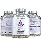 Multivitamins & Minerals Formula - 365 Tablets Multivitamin Tablets