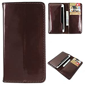 DooDa PU Leather Case Cover For Asus Zenfone Go 5.0 LTE