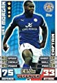 Match Attax Extra 2014/2015 Wes Morgan (Leicester City) Captain 14/15
