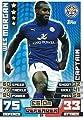 Match Attax Extra 2014/2015 Wes Morgan (Leicester City) Captain 14/15