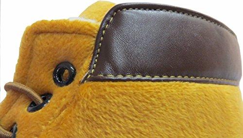 Unisex Pantoffeln im Stile eines Baseballschuhs für Erwachsene Braun