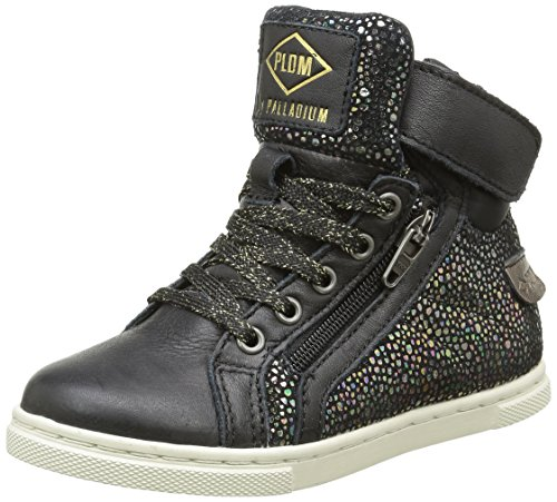 PLDM by Palladium Veleda Hlg, Baskets Hautes Fille Noir (315 Black)