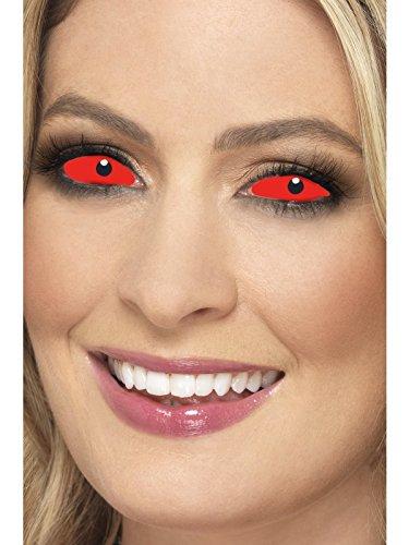 Eyecatcher s12 - Kontaktlinsen (Sclera Linsen Kostüm)