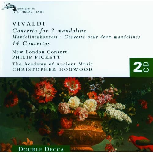 Vivaldi: Flautino Concerto in C Major, RV 443 - 2. Largo