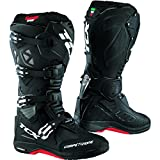 TCX 9661 Comp EVO Michelin Motocross Boots 46 Black (UK 11)