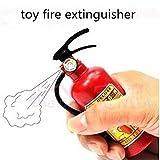T-MEKA 1 Stk Kreative Kinder Spielzeug Feuerlöscher Mini Pistole Feuer Sprinklerpistole