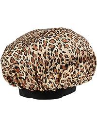 Sharplace Sombrero de Chemo Pañuelo de Cáncero Gorro de Dormir de Satén Transpirable