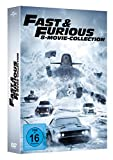 Fast & Furious - 8 Movie Collection [8 DVDs] - Ericson Core