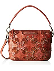 Taschendieb Damen TD0711 Umhängetaschen, 30x20x6 cm