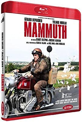 Mammuth [Blu-ray] [FR Import]