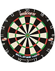 Unicorn Dart Board Eclipse HD2 TV Edition Bristle Board, 79448