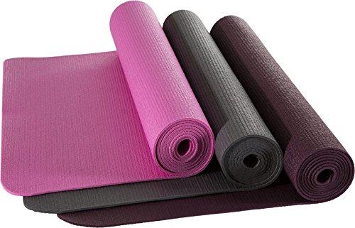 ENERGETICS Seasonal 3mm–Esterilla de Yoga, Varios, One Size