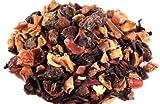 Zimt-Pflaume-Früchtchen Sylter Hausrezept, Herbsttee, Früchtetee, 250g