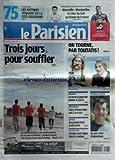 PARISIEN (LE) [No 20720] du 23/04/2011 - TUERIE DE NANTES / UN PERE BIEN ENIGMATIQUE / XAVIER DUPONT DE LIGONNES - L'UNION JACK REGNE DANS LA MAISON - LOISIRS / ON A TESTE PARIS A ZERO EURO - VOTRE IPHONE VOUS SUIT A LA TRACE - GERARD DEPARDIEU ET EDOUARD BAER SUR LE TOURNAGE D'ASTERIX ET OBELIX - LES SPORTS / FINALE DE LA COUPE DE LA LIGUE - VALBUENA - GIROUD