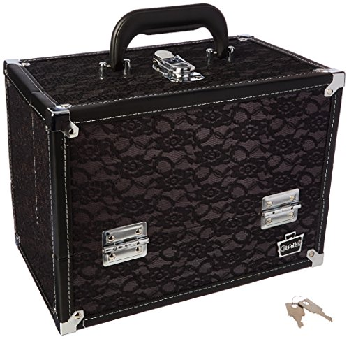 caboodles-stylist-train-case-black-lace-over-silver-by-caboodles