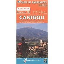 CANIGOU  1/50.000 (N.ED.)