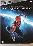Spider-Man Trilogy (Ultimate Hero Pack) - 3-Disc Box Set & Venom Figurine ( Spider-Man / Spider-Man 2 / Spider-Man 3 ) ( Spider-Man / Spider [ Origine Olandese, Nessuna Lingua Italiana ] (Blu-Ray)