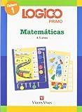 Logico Primo Matematicas 1 (4-5años)