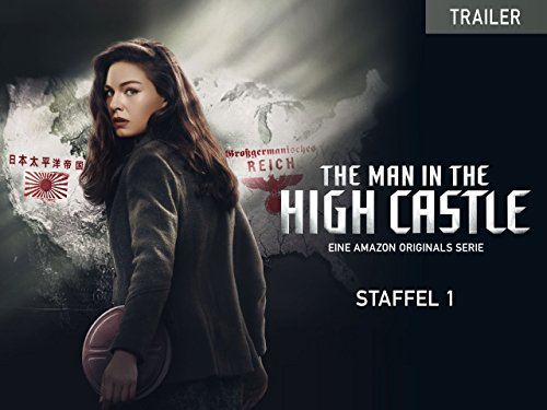 The Man in the High Castle Staffel 1: Trailer (Auf Man-show)
