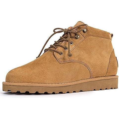 OZZEGFashon Shoes - Botas de nieve chica mujer