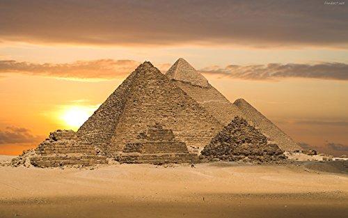 El enigma de las piramides por Juan Hernandez Montalvo