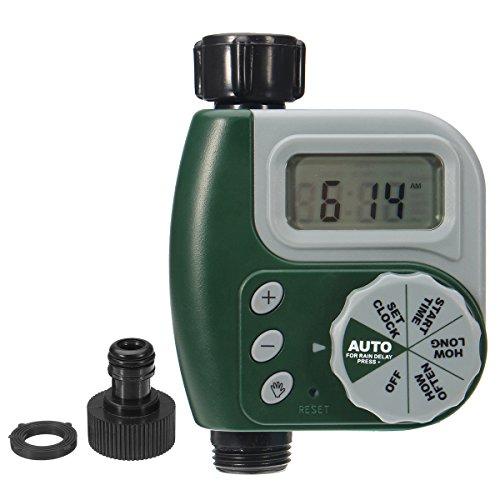DyNamic Elektronische Wasserhahn Timer DIY Garten Bewässerungssteuereinheit Digital LCD Bewässerung Timer