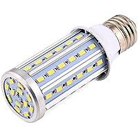 WELSUN E27 LED Corn Lights 10W 60LED 5730SMD 750-950 Lm Blanco cálido Cool White AC 85-265 (1PCS) (Color : Blanco frío)