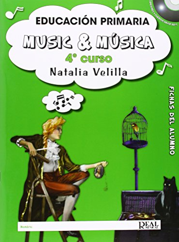 Music & Música, Volumen 4 (Alumno) (Music and Música)