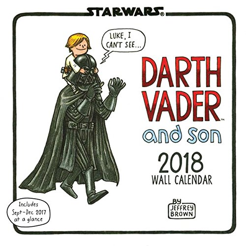 2018 Wall Calendar: Darth Vader and Son (Star Wars)