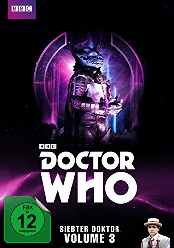 Doctor Who - Siebter Doktor - Volume 3 [7 DVDs] Merlin Bis 10
