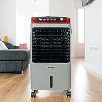 ECO-DE Refroidisseur d'Air Ventilateur Humidificateur 70W ,Chaleur 2Kw, Portable sans instalation, Télécommande, Purificateur, Programable ECO-698