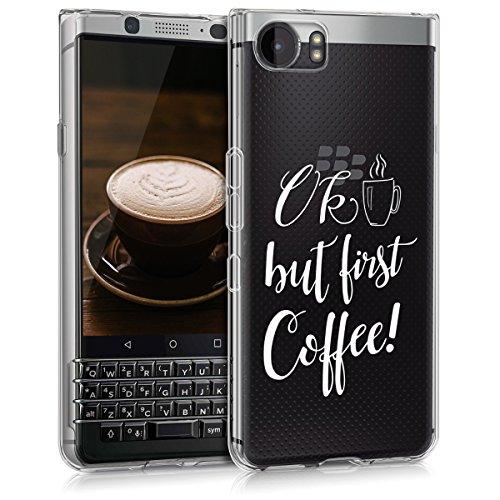 kwmobile Funda para Blackberry KEYone - Case para móvil en TPU silicona - Cover...