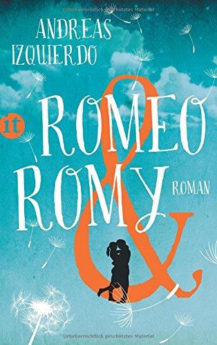 Buchseite und Rezensionen zu 'Romeo und Romy' von Andreas Izquierdo
