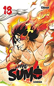 Hinomaru Sumo Edition simple Tome 18