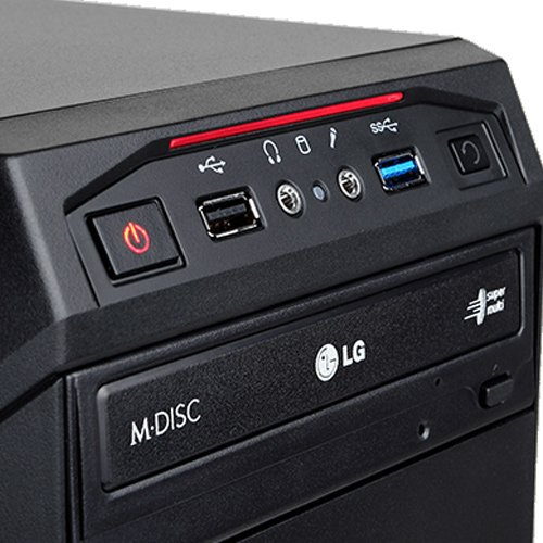 Megaport Gaming PC Intel Core i7-6700K - 3