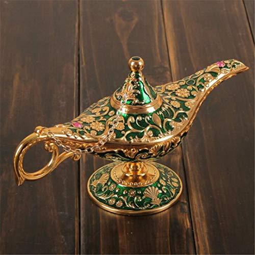 e Europäische Einrichtungslegierung Schmuckschmuck Aladdin Tischlampe Studiert Noch Die Wohnzimmerdekoration ()