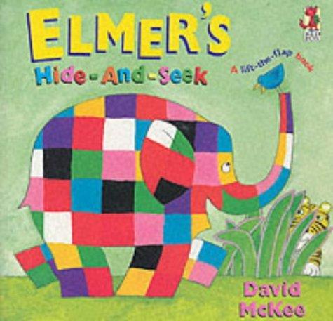 Elmer's Hide And Seek (Elmer's Lift the Flap Books) by David McKee (2001-02-01)
