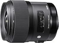 Sigma 35mm F1.4 DG HSM - Objetivo (SLR, 13/11, Estándar, Pentax, Negro, ...