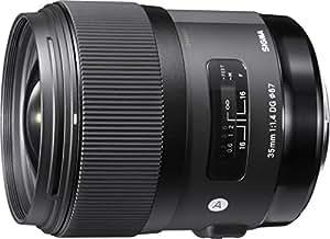 Sigma Objectif 35 mm F1,4 DG HSM ART - Monture Canon
