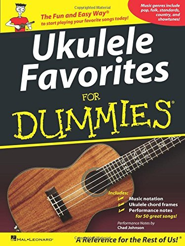 Ukulele Favorites for Dummies by Hal Leonard Corp. (2014-09-01)